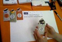 Card Treat Holders