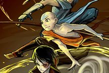 the last airbender / by Alyssa Cassidy