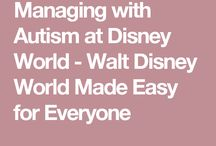 Disney World Tips for Special Needs