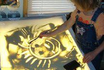 Atividades artísticas infantis