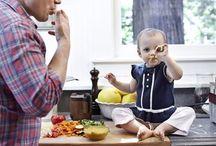 Feeding the kids / by Gentry Mickelsen