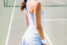 Tennis outfits / Sporty yet fashionable outfits