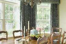 Window Treatments / by Christina Phillips