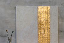 gold leaf painting