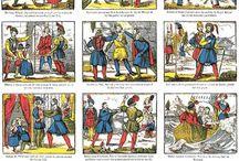 Contes et histoires pour enfants - Images d'Épinal