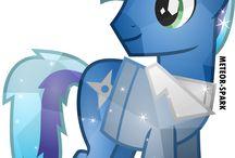 ponies :)