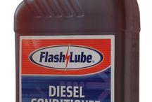 Aditiva do nafty | Flashlube / Motorová aditiva do dieselových motorů s pohonem na naftu