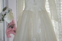 cleaning wedding dresses