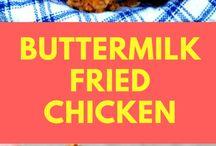 Buttermilk chichen