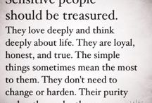 Sensitive People
