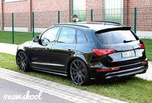 Audi SQ5 Vossen