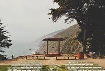 Coastal Wedding / coastal French-bohemian elegance