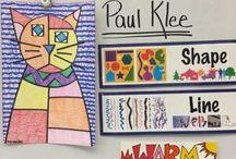 Art for kindergarten