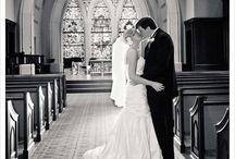 Wedding portraits - church