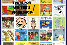 Mentor Texts for Reader's and Writer's Workshop