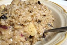 * Oatmeal / by Yonit Shahar