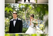 """Wedding First Look / First Looks and """"No Look"""" First Looks"""