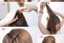 Peinados que deseo probar