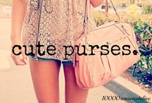 Purses!!! / by Nicole Portillo