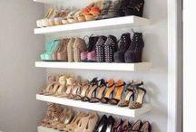 orden zapatos