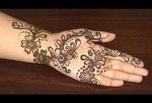 "Henna Mehndi Designs  / Henna Mehndi Designs Body Art Tattoo ""मेहंदी  कला """