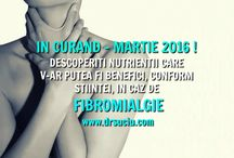 Fibromialgia si oboseala cronica / Terapia ortomoleculara in fibromialgie si in sindromul de oboseala cronica