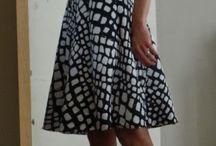 jurken patroon