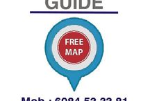 Messinia Guide Free Map