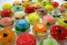 Flower Jelly (GELATINA ARTISTICA)