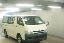 Toyota Hiace Van 2008 White - Buy the Van for daily businesses cheaply from Japan / Refer:Ninki25161 Make:Toyota Model:Hiace Van Year:2008 Displacement:2000 CC Steering:RHD Transmission:AT Color:White FOB Price:8,900 USD Fuel:Gasoline Seats  Exterior Color:White Interior ColorGray Mileage:137,000 Km Chasis NO:TRH200-0079662 Drive type  Car type:Wagons and Coaches