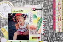 Homecoming Clique Kits November 2014 / Clique Kits November 2014 Kit