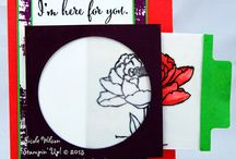 Stampin up You've got this / Cards made using Stampin Up set You've got this