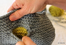 knit: technique / techniques, help and tutorials on knitting and crochet