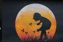 Katutaide - Street art