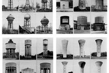 Water Towers / by T C