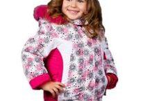 Детская верхняя одежда - Зима