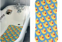 Duck Bathroom Lines / For all your Bathroom Needs