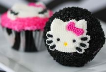Hello Kitty!!! / by Amy Weldon