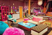 chambre icarly
