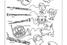Instrumenter / Pierchen a Wollef