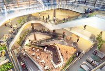 Interior visualization / Vivid interior visualization can make you feel you are in the shopping malls. #3dRendering , #ArchitecturalAnimation, #InteriorRendering, #ArchitecturalVisualization, #RenderingCompany