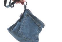 Bolsos y carteras reciclados