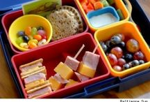 Lunchbox ideas / by Amy- Actually Amy