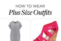 Plus vaatteet