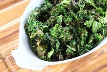 Recipes - Leafy veges