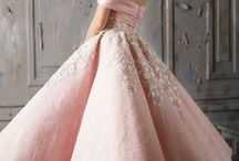 Dream shoes and dresses