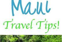 Travel Tips Maui