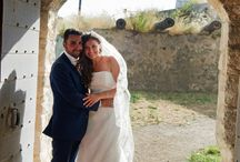 Gorgeous wedding photos in Lefkas Greece / If I could have anyone in the world, it would still be you.