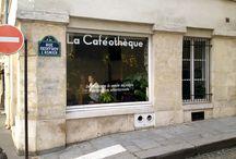 Favorite Cafés