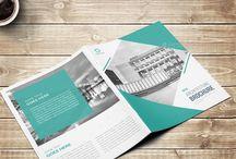 Brochures-Folletos y más